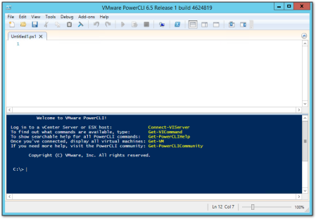 Writing effective scripts using VMware PowerCLI | Adventures
