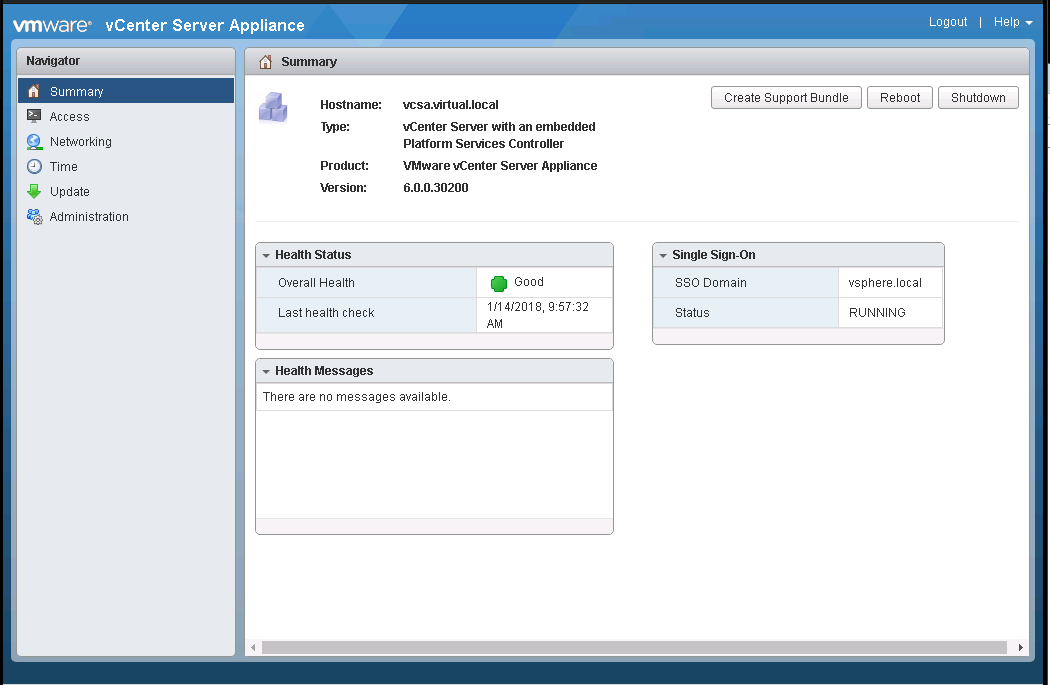 Getting started with the vCSA 6 x – Part 3 | Adventures in a